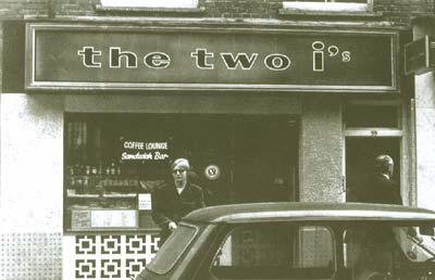 The Two i's Bar